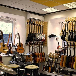 Музыкальные магазины Нерехты