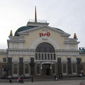 Железнодорожные вокзалы Нерехты